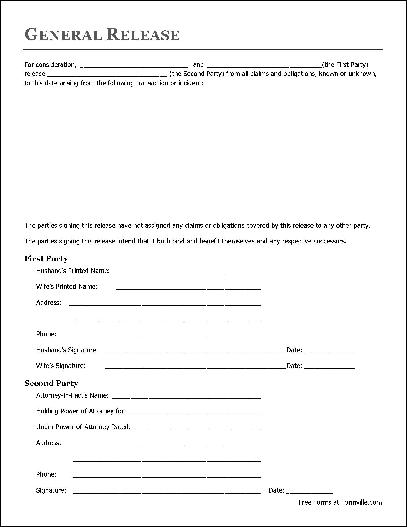 Free Basic Release Form Husband And Wife To AttorneyInFact