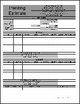 Free printable business forms from formville for Cost plus contract form